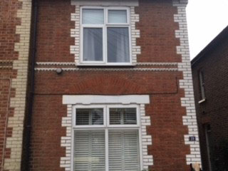 good quality brickwork